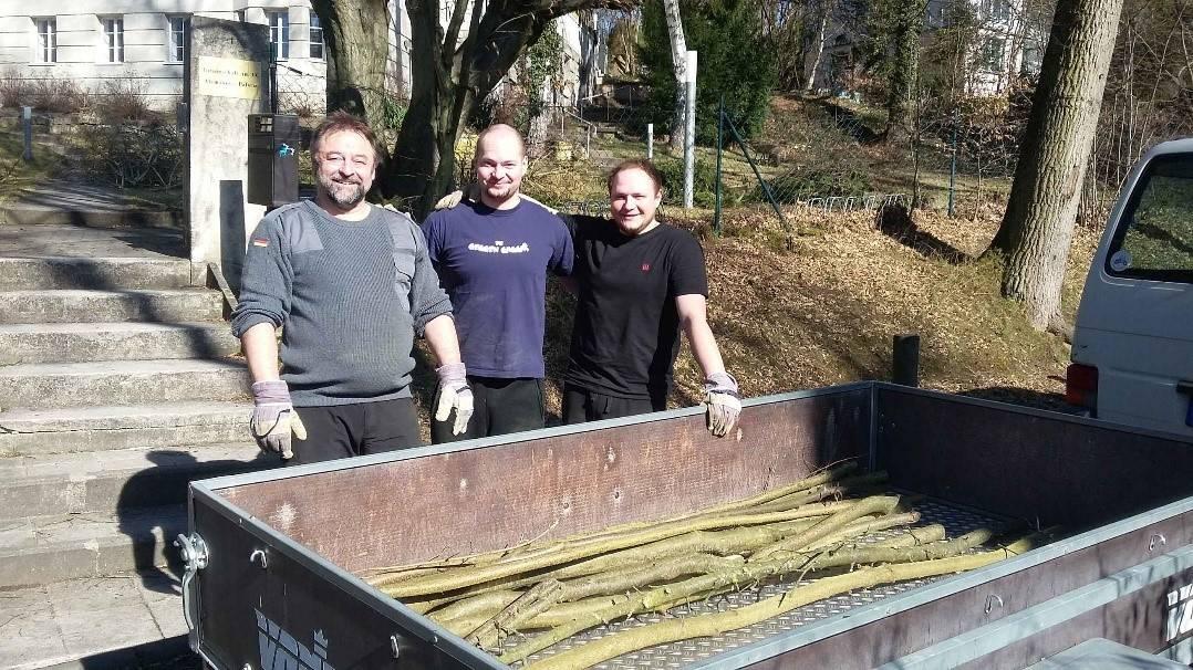 Haus- und Gartentag am 25-26.02. / 11.03. / 08.04.