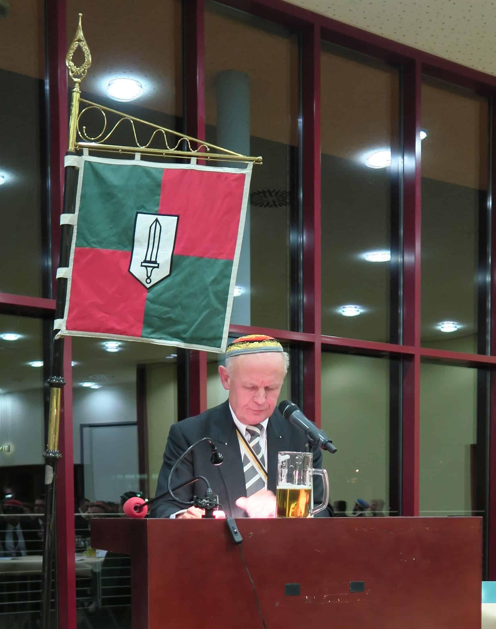 14 Festveranstaltung Rede Detlef Hornig