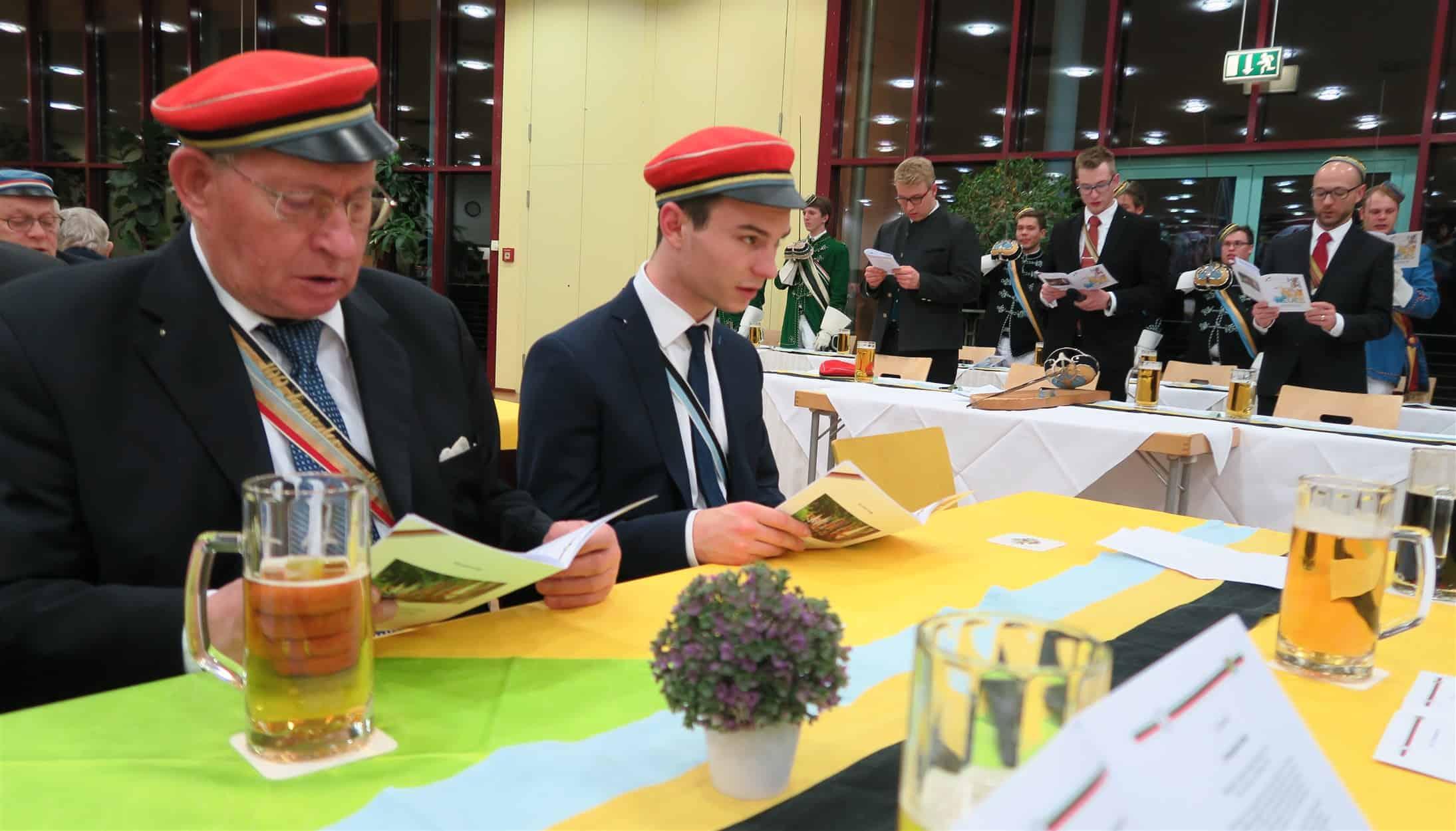 16 Festveranstaltung Volker Thien und David Schuster